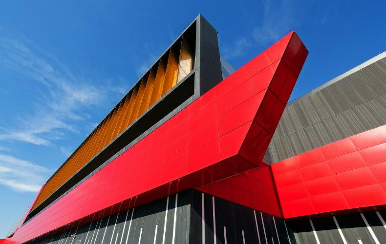 Evolve, las nuevas tendencias de color para la arquitectura metálica