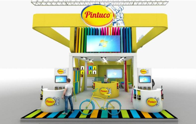 Sostenibilidad y color, las dos grandes líneas de trabajo de Pintuco