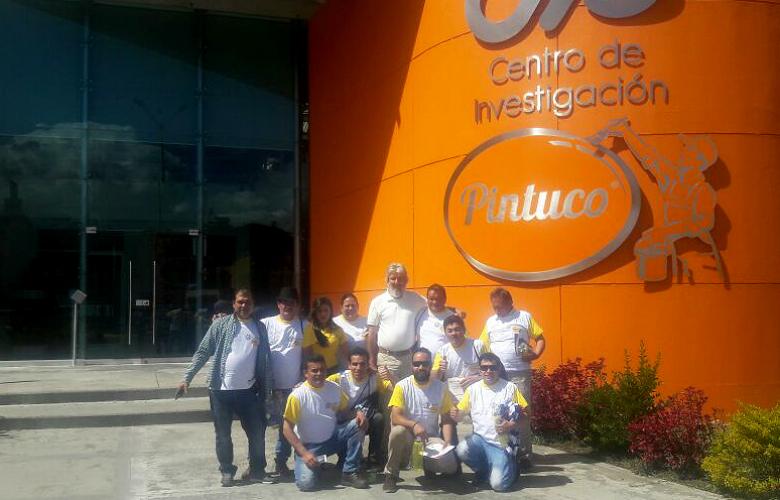 12 Fanáticos Pintuco demuestran su lealtad por la marca