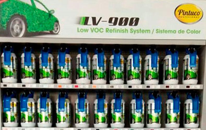 Pintuco lanza en Colombia nuevo sistema de color para repintado de vehículos