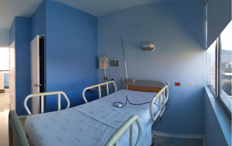 Pintuco, presente en el Hospital Infantil San Vicente Fundación