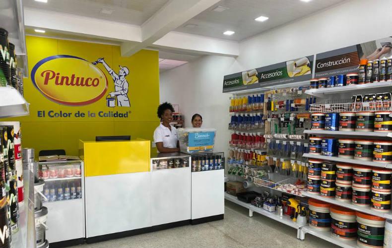 Pintuco y Mundial abren Tienda Pintuco en Puerto Asis
