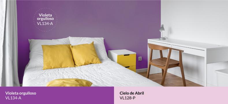 mejora la energia de la casa con colores Pintuco