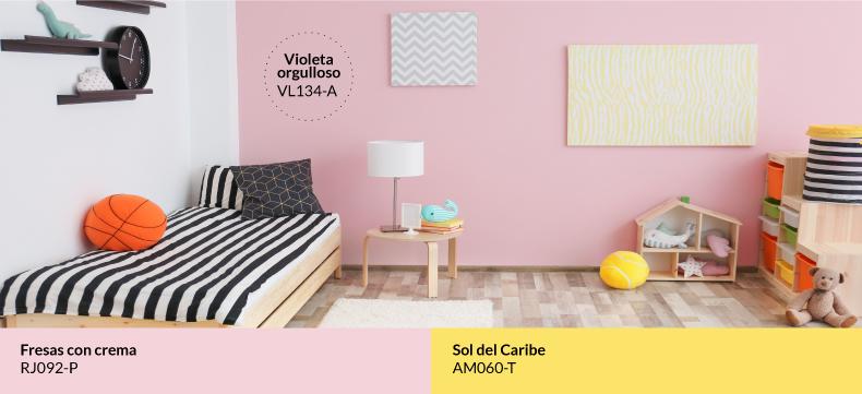 energia de la casa con colores Pintuco