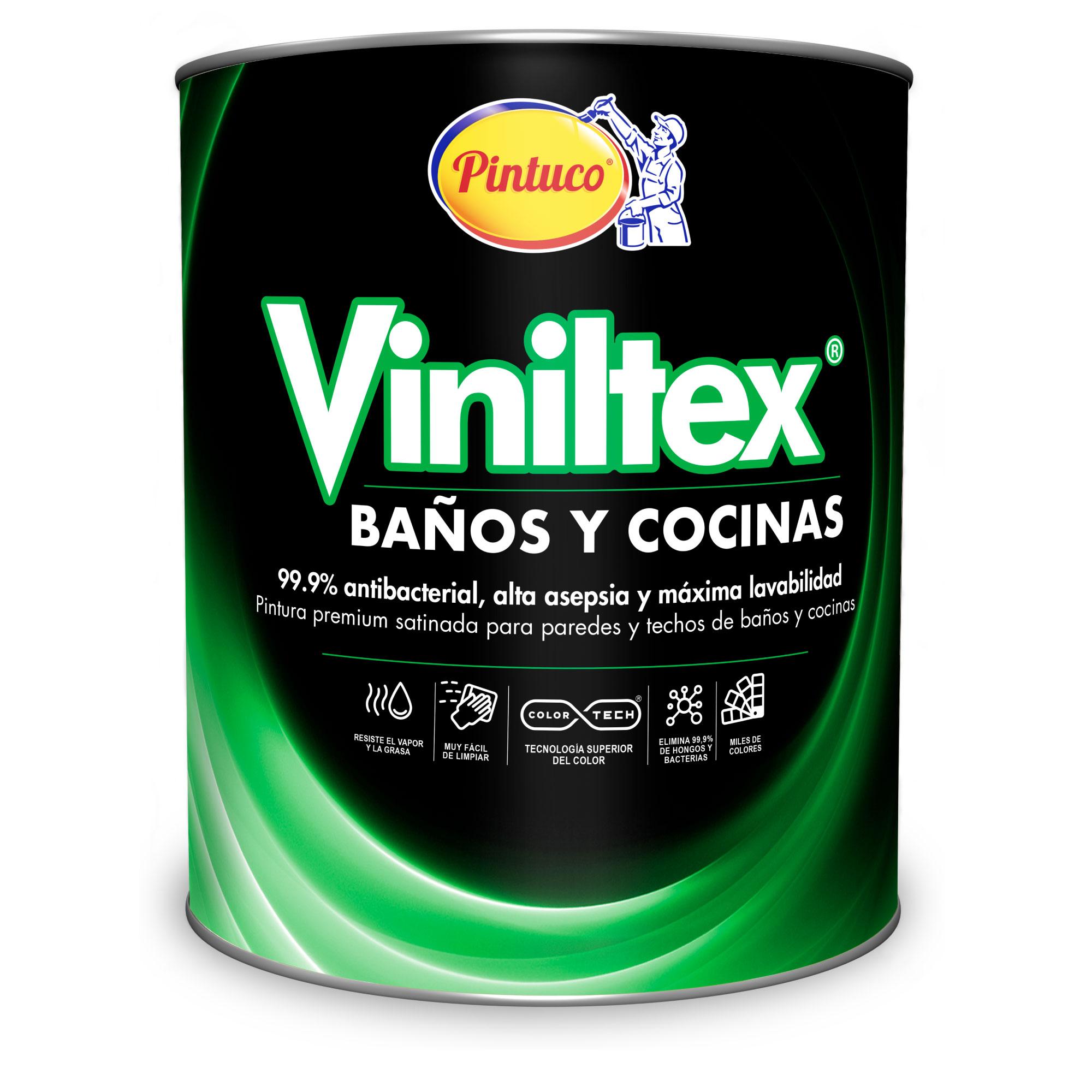 Pintura Viniltex Banos Y Cocinas Pinturas Pintuco Pinturas Pintuco