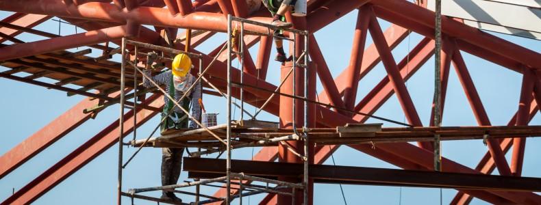 Soluciones en recubrimientos para la construcción de estructuras metálicas con acero
