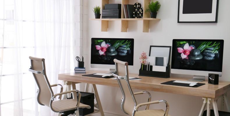 El home office requieren un espacio apto