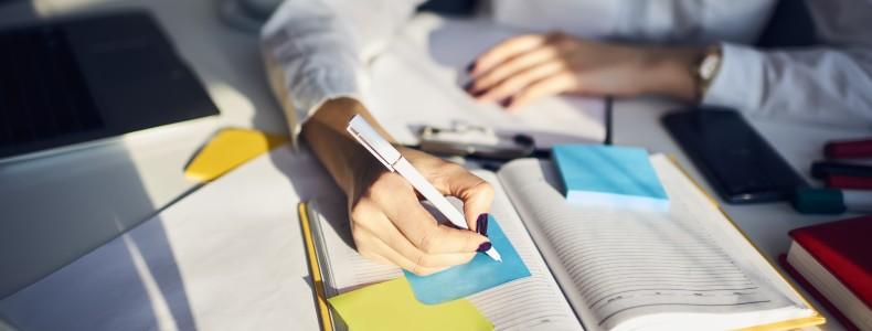 Crea tu propia agenda para completar tus tareas