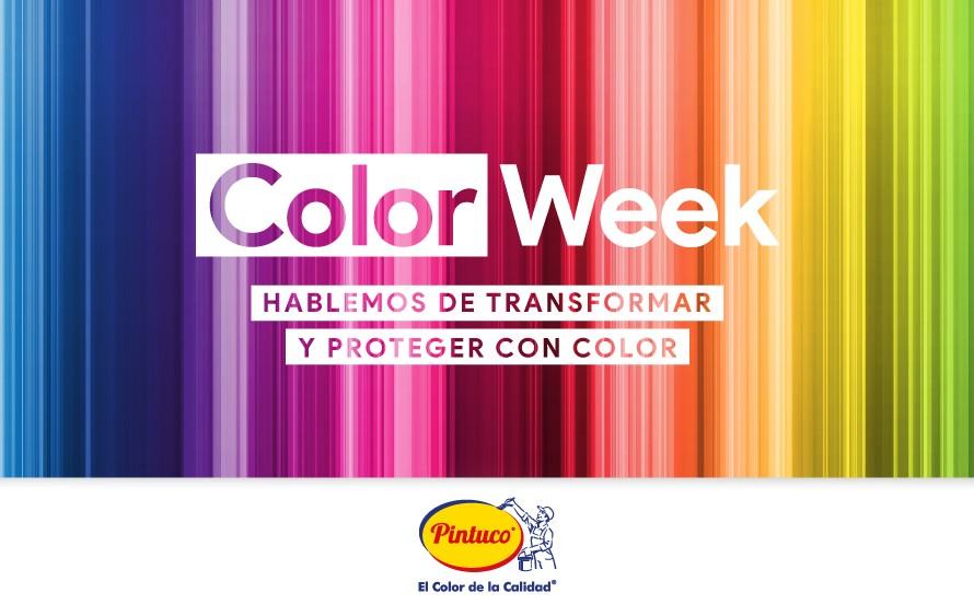 Color Week para la industria, la decoración y la construcción en Colombia