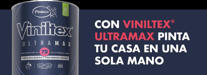 Pinta fácil con Ultramax