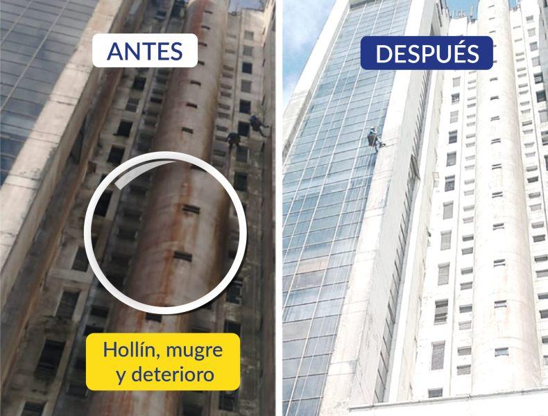 Mantenimiento de edificaciones seguras