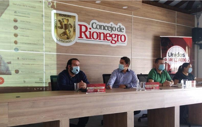 Pintuco recibe el reconocimiento del Concejo de Rionegro
