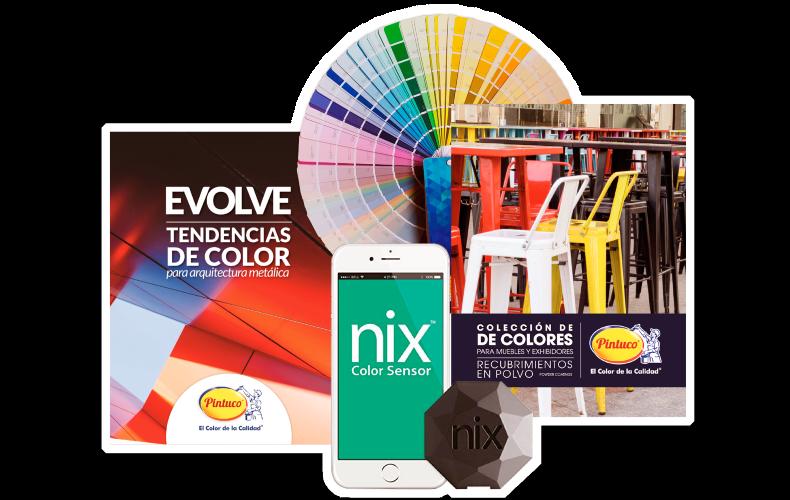 La tecnología Colortech entrega el color ideal para proyectos constructivos e industriales
