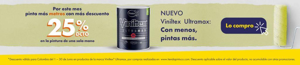 Descuento viniltex ultramax