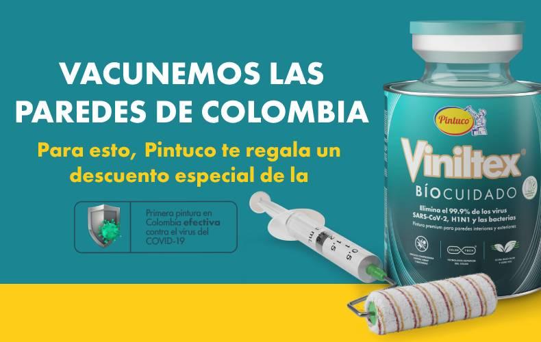 Términos y condiciones Descuento Viniltex Biocuidado