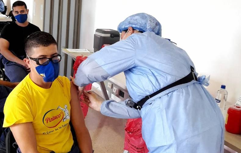 En Pintuco le decimos sí a la vacunación