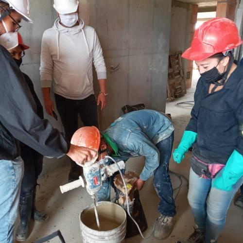Apoyamos a Capital en su iniciativa de disminuir las brechas de género en la construcción