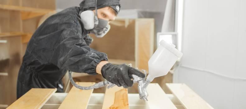 Cómo evitar la emisión de formaldehído en los muebles de madera